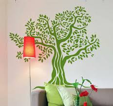 wandtattoo olivenbaum filligran