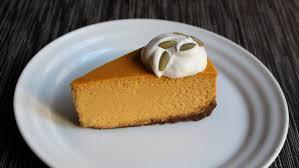 Japanese Pumpkin Pie Recipe by Pumpkin Cheesecake Recipe How To Make Pumpkin Cheesecake Youtube