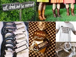 Inspiration Board Western Style Wedding IdeasCountry WeddingsRustic
