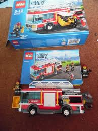 LEGO City Fire Truck 60002 And Fire Car 60001 | In Whitchurch ... Airport Fire Station Remake Legocom City Lego Truck Itructions 60061 60107 Ladder At Hobby Warehouse 2500 Hamleys For Toys And Games Brickset Set Guide Database Lego 7208 Speed Build Youtube Pickup Caravan 60182 Toy Mighty Ape Nz Brigade Kids City Fire Station 60004 7239 In Llangennech Cmarthenshire Gumtree Ideas Product Specialist Unimog Boat 60005