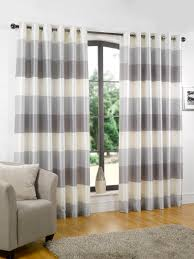 Navy And White Striped Curtains Canada by Ready Made Curtains Texcraft From Linen Lace And Patchwork