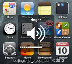 Fix for iPhone 4S Volume or Ringer Missing Bug on iOS 5 1 1