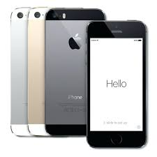 Apple Iphone 5s 32gb Apple Silver Unlocked As New Mobile Apple