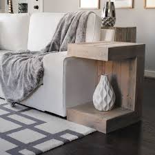 Modern Grey Pallet Coffee Table Reclaimed Wood Furniturevery Cool
