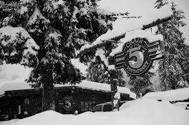 Chair 5 Restaurant Girdwood Alaska by How To Ski Alaska Without Selling A Kidney Shoulders Of Giants