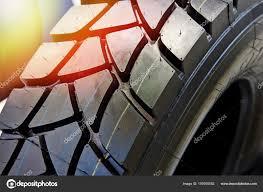 100 Truck Store Tread Pattern Wheelbarrow Tire Stock Photo