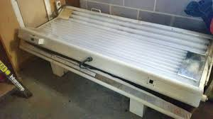 sunquest canopy tanning bed used beds bay classic ciaoke