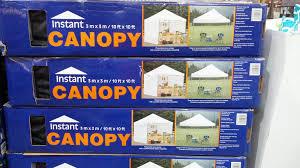 Instant Folding Canopy 10 x 10