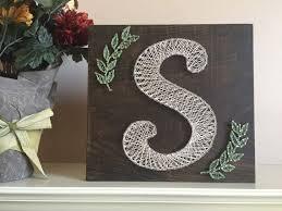 Afbeeldingsresultaat Voor String Art Letters Van S