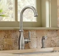 Moen Brantford Kitchen Faucet Oil Rubbed Bronze by Moen Brantford Faucets At Faucet Depot