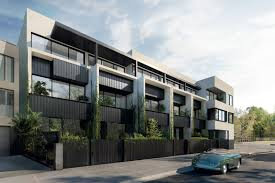 100 New Townhouses For Sale Melbourne 271 Graham Street Port VIC 3207 Off The Plan Apartment