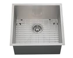 2321s rectangular stainless steel utility sink