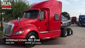 100 International Truck Sales INTERNATIONAL Pro Star 2011 STS Seguy YouTube