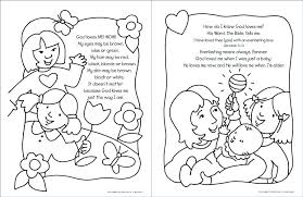 Full Image For God Is Love Coloring Pages Sheets