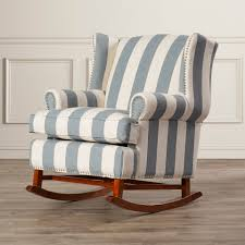 Darby Home Co Birkett Rocking Chair & Reviews   Wayfair China Hot Sale Cross Back Wedding Chiavari Phoenix Chairs 2018 Modern Fashion Chair For Events Company Year Of Clean Water Antique Early 1900s Rocking Co Leather Seat The State Supplement 53 Cover Sheboygan Arts And Crafts Mission Oak By Roycroft Latest High Quality Metal Jcph01 Brumby Ftstool Project Sitting Room Palettes Winesburg Ding 42 X Hickory Table With 1 Pair Chairs From Antique Appraisal