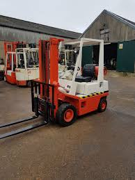 100 Nissan Lift Trucks Kelvin Engineering Ltd Used Forklift Trucks