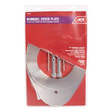 Bathtub Spout Cover Plate by Ace Brushed Nickel Finish Tub And Shower Remodel Cover Faucet