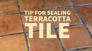don t make these saltillo terracotta tile sealing mistakes