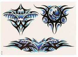 Zlime Temporary Tattoos Body Sticker Tattoo Paper Fake Tatoo Waterproof Stickers