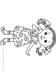 Download Coloring Pages Doll Free Printable Dolls Book For Kids