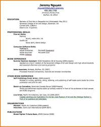 First Resume Example Templates Memberpro Co How To Write A As Highschool Student With No Experience