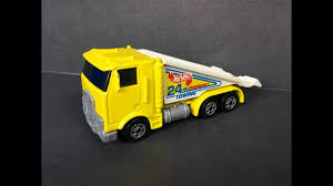Hot Wheels Tow Truck Review 1:64 - YouTube Tow Truck 6574395 Mattel Hot Wheels Haulers Over The Road Trucks Vintage 1994 Hotwheels Car Lift Tow Truck Mainan Game Alat Hot Wheels Red Line 6450 Tow Truck Green Jual Rlc Rewards Series Heavys Di Lapak J And Toys Matchbox Mbx Urban How To Make A Hot Wheels Custom Rust Como Introduces The Larry Wooddesigned Steam Punk Ramblin Wrecker Larrys 24 Hr Towing Chevy 1983 Rig Steves Die Cast Toy Capital Diecast Garage 1970 Heavyweight Mrsenctvts Amazing Customs Pinoy Pride Kombi And