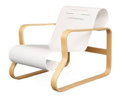 An Alvar Aalto Armchair Model 41,