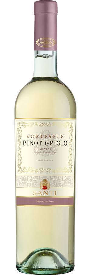 Santi Pinot Grigio Sortesele, Veneto (Vintage Varies) - 750 ml bottle