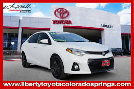 Used Car Specials In Colorado Springs, CO | Used Toyota Dealer