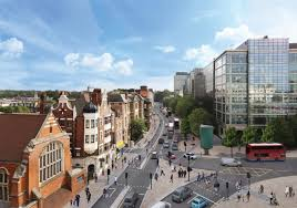 100 Source Chiswick Park Plans For New West London Cycle Superhighway Unveiled But Theres