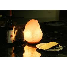 Ionic Salt Lamp Recall by Accentuations By Manhattan Comfort 8