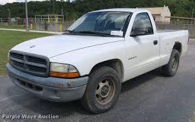 2001 Dodge Dakota Pickup Truck | Item DE3820 | SOLD! October...
