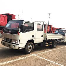 100 4x2 Truck Foton Forland Light Cargo Double Cab Mini For Sale