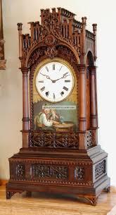 Bulova Table Clocks Wood by Best 25 Mantel Clocks Ideas On Pinterest Antique Mantel Clocks