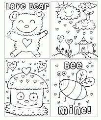 Cute Kawaii Food Coloring Pages
