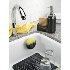 oxo silicone sink mat kitchen sinks oxo grips sink mat sink bowl
