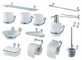 details zu bad accessoires viva haceka badezimmer badausstattung modern verchromt