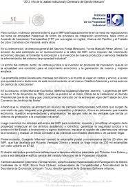 Carta Poder Ante El Impi