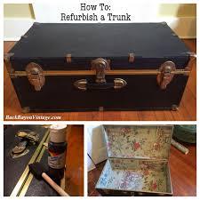 DIY Refurbished Trunk