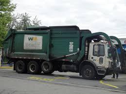 Waste Management Garbage Truck | Mike | Flickr