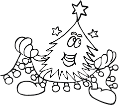 Coloring Pages For Girls Free Printable Christmas