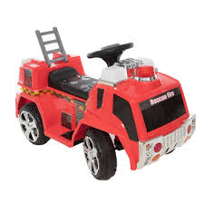 Beyond Infinity Rescue Fire Truck Battery Powered Riding Toy, Red, 6 ... Fire Truck Electric Toy Car Yellow Kids Ride On Cars In 22 On Trucks For Your Little Hero Notes Traditional Wooden Fire Engine Ride Truck Children And Toddlers Eurotrike Tandem Trike Sales Schylling Metal Speedster Rideon Welcome To Characteronlinecouk Fireman Sam Toys Vehicle Pedal Classic Style Outdoor Firetruck Engine Steel St Albans Hertfordshire Gumtree Thomas Playtime Driving Power Wheel Truck Toys With Dodge Ram 3500 Detachable Water Gun