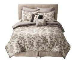target com 8 piece bedding set 50 off queen king cal king