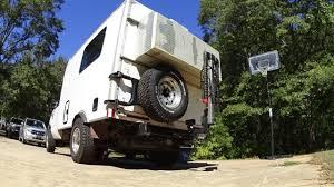 100 Box Truck Camper Maiden Voyage 55 RV Pinterest