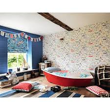 Need Some Unique Childrens Room Inspiration This Nautical Themed Childs From John Lewis Has