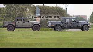 2019 Jeep Truck 4 Door - 2020 Jeep Gladiator Pickup Jt Wrangler ...