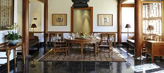 Aman At Summer Palace Best Hotels In Beijing The CHinese Restaurant Dining Room