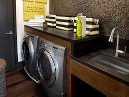 Stainless Steel Laundry Sink With Washboard by Modern Laundry Room Designs Pictures Options Tips U0026 Ideas Hgtv