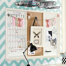 study wall boards white frame pbteen 149 makenna