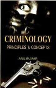 Books Recommended For CBSE UGC NET Criminology